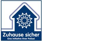Zuhause Sicher - eine Initiative der Polizei