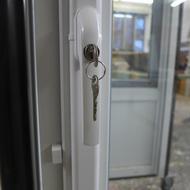 FOS550A Stabiles Fenster-Stangenschloss mit Alarm